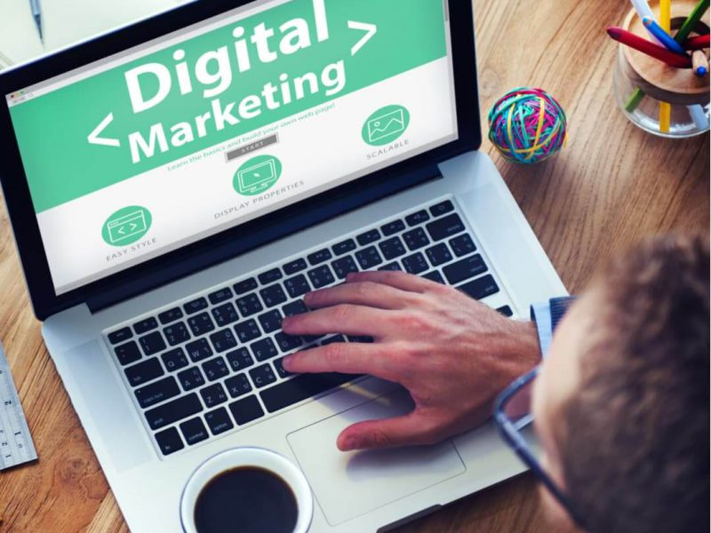 Digital marketing plan