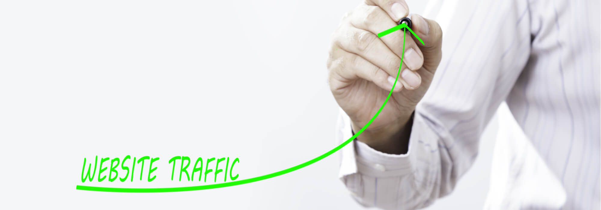 Increased Web Traffic